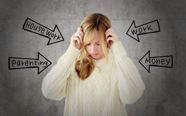 仕事や家庭のストレスはAGA男性型脱毛症や薄毛に影響するのか?